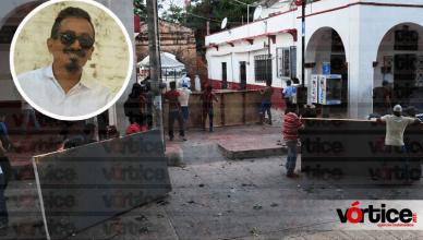 Detienen a chiapacorceños que participaron en la manifestación contra Enrique Peña Nieto