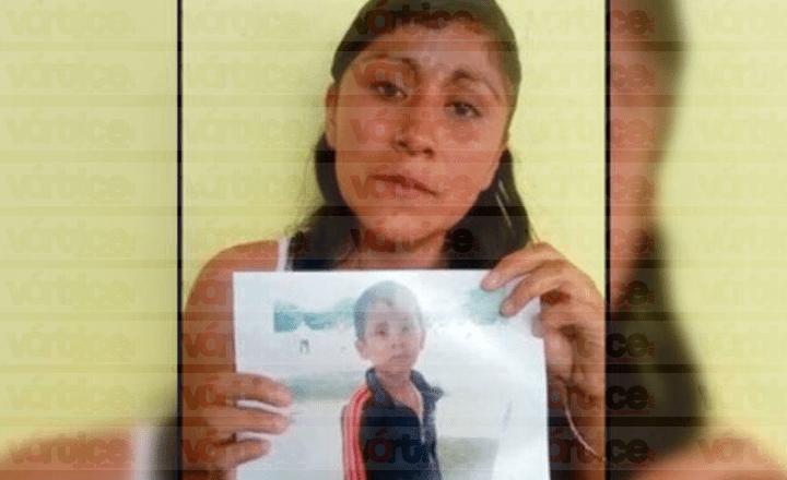 Sustraen a menor de su vivienda en Coita; lo arrebataron de los brazos de su madre