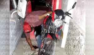 Asesinan a joven motociclista cuando salía de un bar en Coita