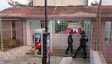 Balacera en la zona de tolerancia entre policías y presuntos delincuentes deja un muerto