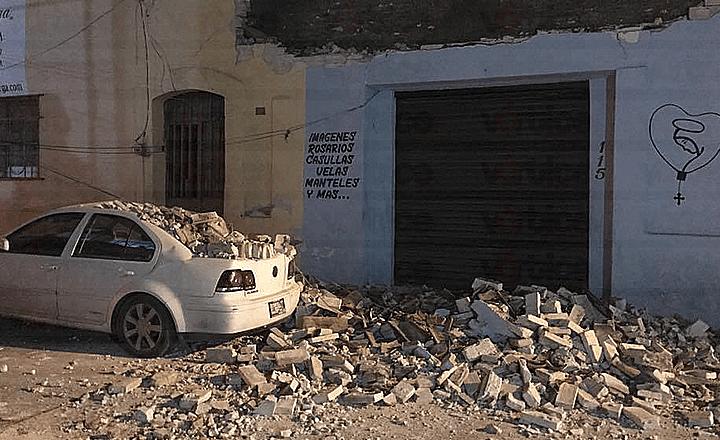 Chiapas colapsa; cerca de nueve mil viviendas con daños severos tras terremoto