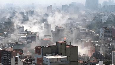 EZLN brinda apoyo monetario a los afectados de los ocho estados del país