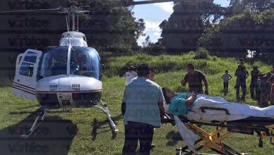 Hallan presuntos restos de una aeronave en Chiapas, podría tratarse de la extraviada