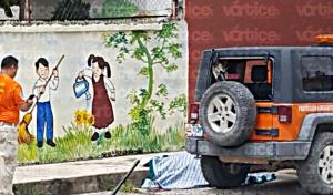 Asesinan a policía de Arriaga frente a su hijo; recibió tres balazos