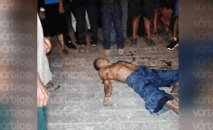 Asesinan de un escopetazo a un habitante de Petalcingo, Tila
