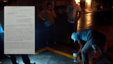 Se confrontan vecinos por reubicación de basura en el fraccionamiento Las Flores