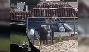 Balean helicóptero de la SSyPC en zona de conflicto; policías temen por su vida