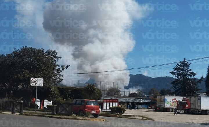 Fallece joven que fue alcanzada por la explosión de polvorín en San Cristóbal