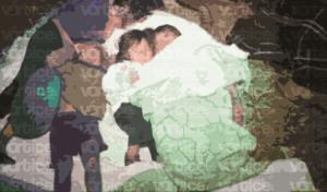 Mueren de hambre y frío cuatro niños desplazados en Chalchihuitán