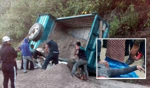 Mueren dos maestras rurales en Chenalhó tras ser aplastadas por un camión