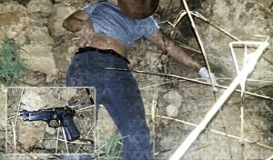 Hallan cadáver con el tiro de gracia camino al aeropuerto de Chiapas