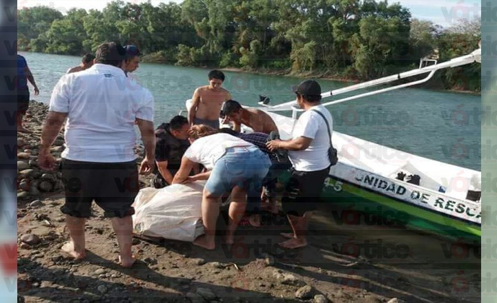 Se le cansaron los brazos y terminó ahogado en la ribera Monte Rico