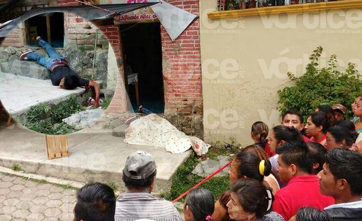 Asesinan de un navajazo a menor de edad en Yajalón