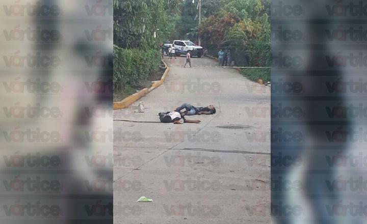 Barrio 18 asesinan a presuntos MS13 en Cacahoatán