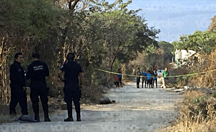 ¡Lapidado! Encuentran cadáver en San José Terán con la cabeza destrozada