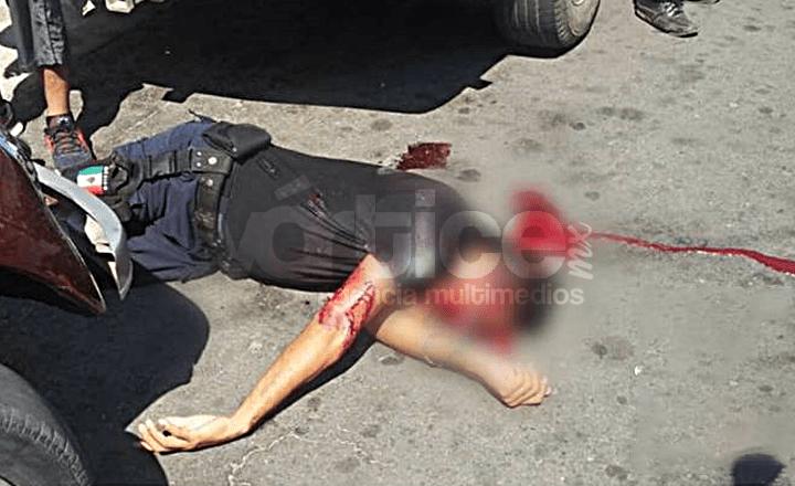 Asesinan a policía municipal de Tonalá cuando impedía un asalto