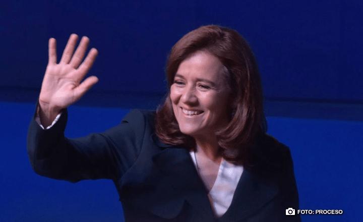 Renuncia Margarita Zavala a su candidatura presidencial