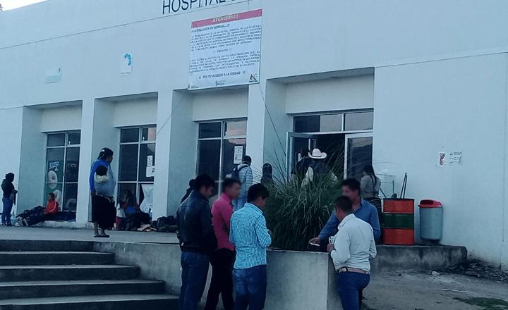 Asaltan a dueño de tienda de materiales en la Zona Norte de SCLC