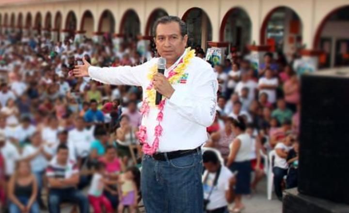 Detienen a candidato a la Presidencia Municipal de Acala