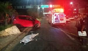 Muere jovencita tras volcadura en la vía Tuxtla – Chiapa de Corzo