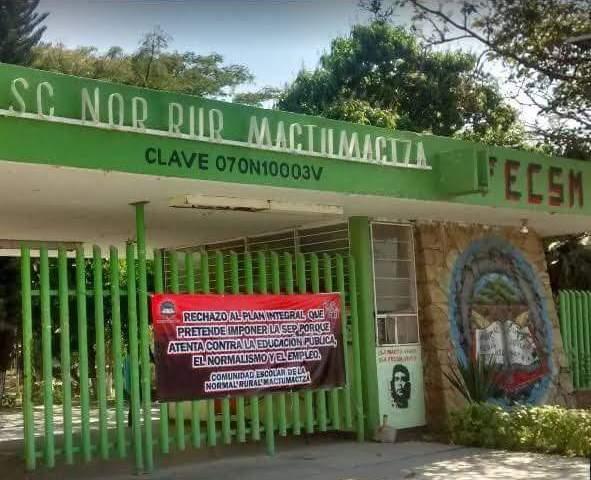 Menor también fue víctima de 'novatada' en la Mactumatzá en 2017