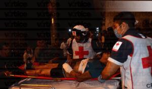Padre de familia estuvo a punto de morir desangrando tras ser macheteado