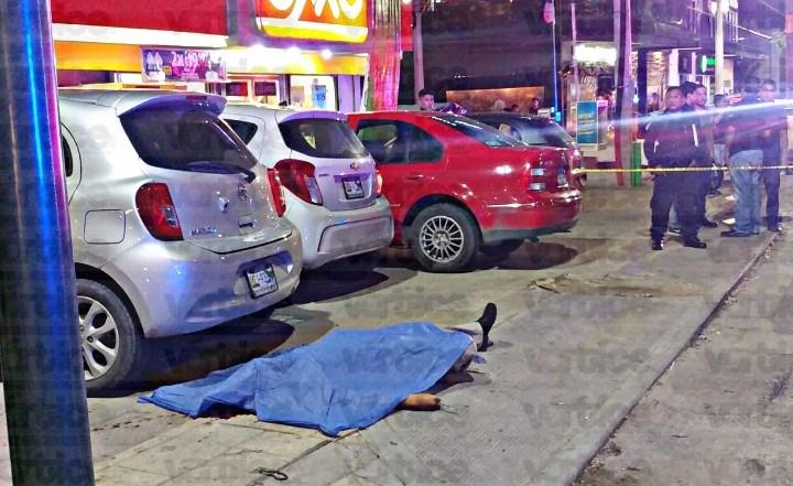 Muere empleado del grupo Cosmopolitan a causa de bala perdida