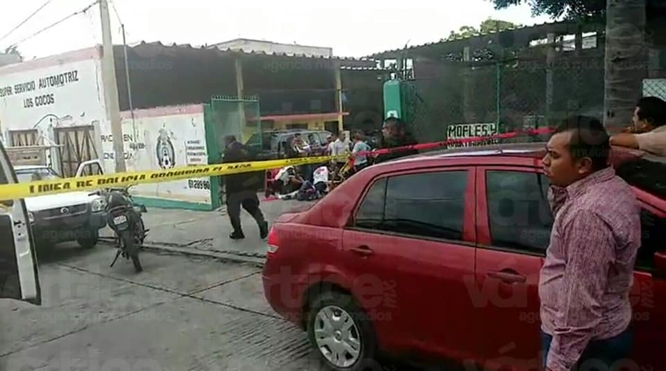 Balean a quemarropa a septuagenario tras resistirse a un asalto en Tuxtla