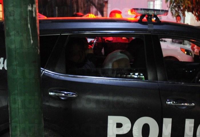Colonos detienen a presunto asaltante en Tuxtla