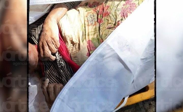Hallan cadáver de ancianita que se arrojó del puente Belisario Domínguez
