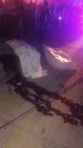 Asesinan a dos jóvenes en Huixtla; hay un menor detenido