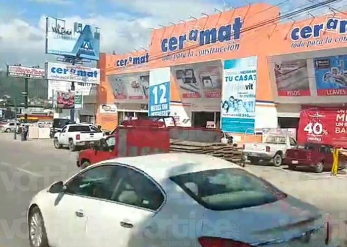 Roban 300 mil a cuentahabiente en Tuxtla