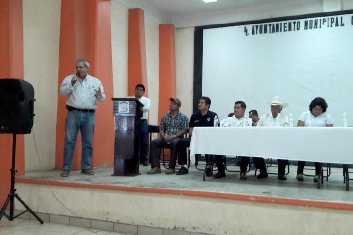 Previene Fiscalía delitos ambientales en Chiapas