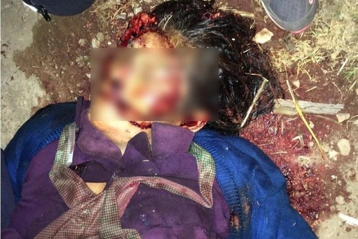 Asesinan de dos balazos en la cara a una mujer