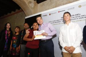 La riqueza de los pueblos de Chiapas se manifiesta en su cultura: Rutilio