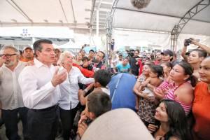 Chiapas y la Federación impulsan política migratoria respetuosa de los derechos humanos