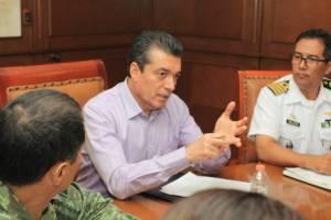 Seguridad, paz y justicia, lo primordial para Chiapas: Rutilio Escandón