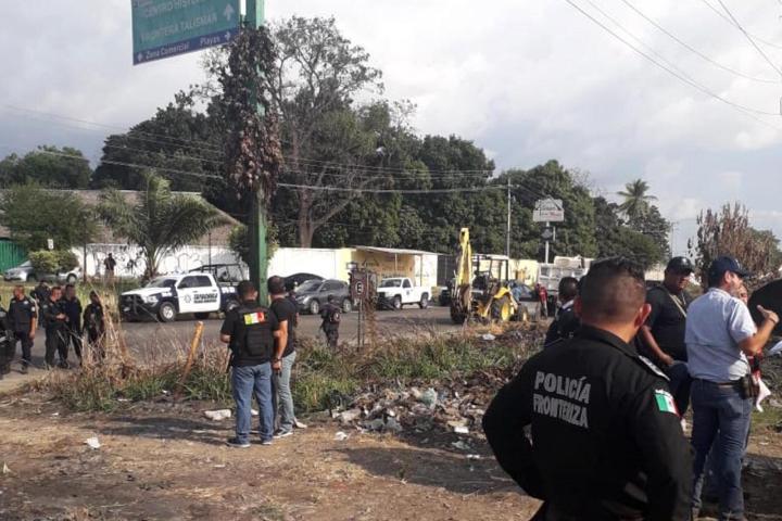 Restituye Fiscalía predio a legítimo propietario en Tapachula