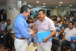 Convoca Rutilio Escandón a trabajar juntos para rescatar la buena educación en Chiapas