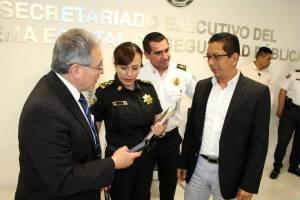 Fortalecen FGE, SSyPC y Seproban seguridad en instituciones bancarias en Chiapas