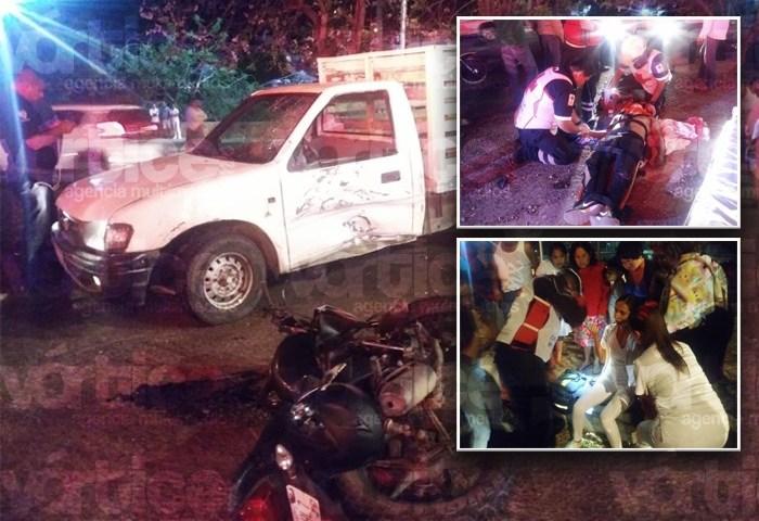 Muere estudiante de la Universidad Salazar en accidente
