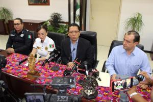 Se restituye predio Magaly en el municipio de Berriozábal: Fiscal General
