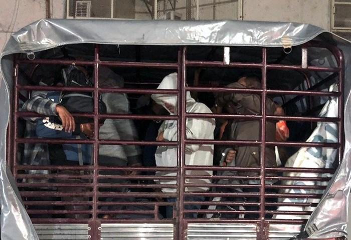 Rescata FGE a 103 migrantes en Chiapas
