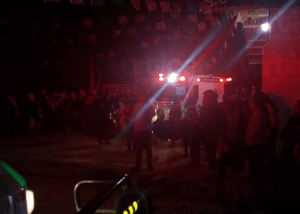 Explota panadería en San Cristóbal; hay un herido
