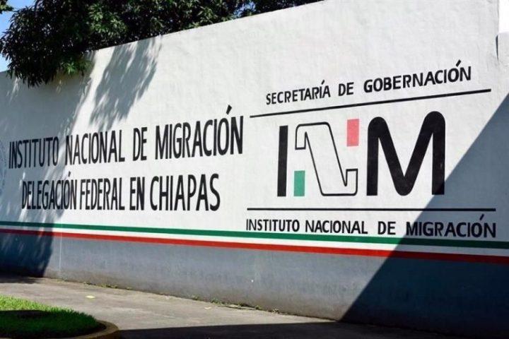 Se escapan 29 migrantes del INM en Chiapas
