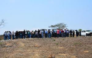 Se retiran de manera voluntaria invasores de dos predios en Berriozábal