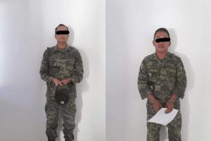 Militares ingresan a El Amate por muerte de su compañera
