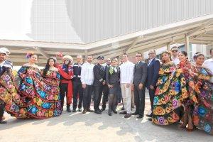 Rutilio Escandón impulsa la conectividad de Chiapas para que sea el principal destino turístico del país