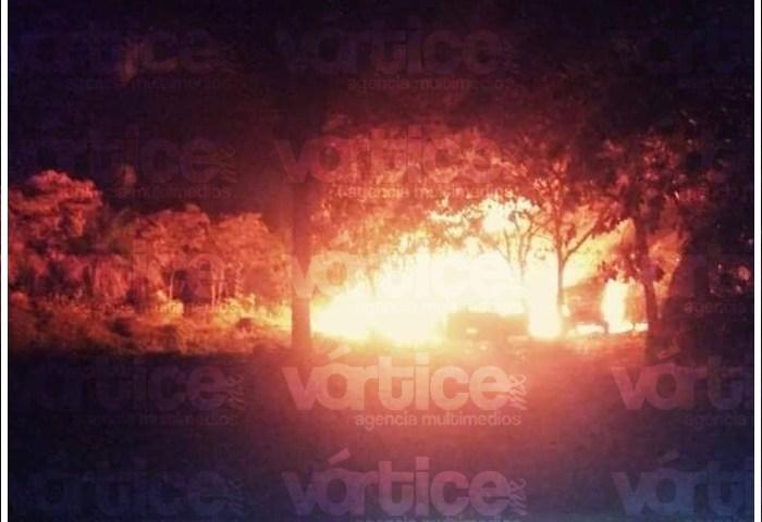 Explota toma clandestina en Chiapas; no hay víctimas, confirma Pemex