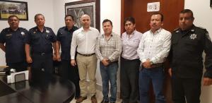 Fortalecen acciones de seguridad y justicia entre Chiapas y Tabasco